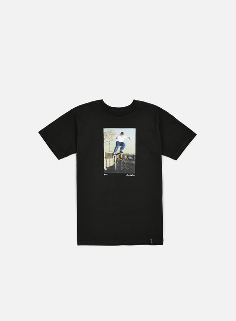 t shirt huf reda huf crooked grind t shirt black