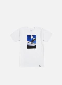 Huf - Reda Keefe Tailslide T-shirt, White 1
