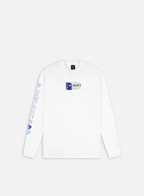 T-shirt a Manica Lunga Huf Relax LS T-shirt