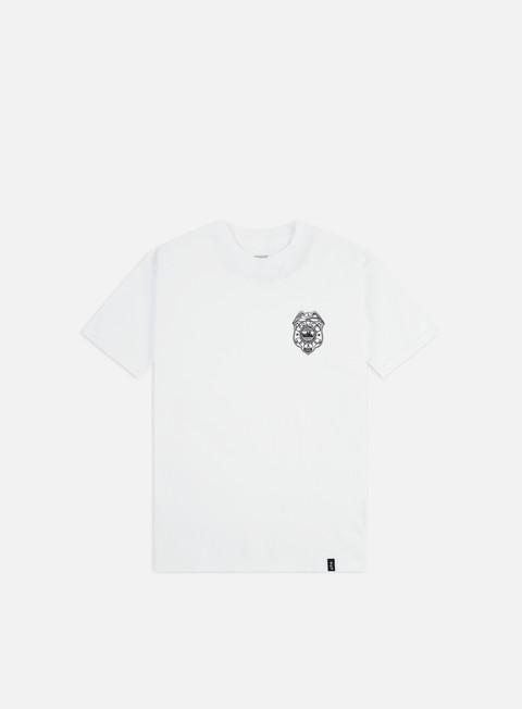 Outlet e Saldi T-shirt a Manica Corta Huf Riot T-shirt