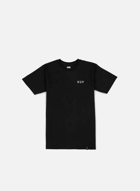 Short Sleeve T-shirts Huf Roses Classic H T-shirt