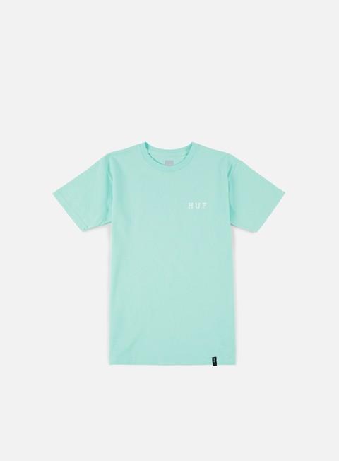 Short Sleeve T-shirts Huf Serpent Classic H T-shirt