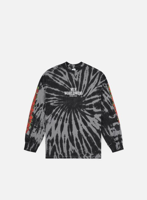 Long Sleeve T-shirts Huf Shakedown LS T-shirt