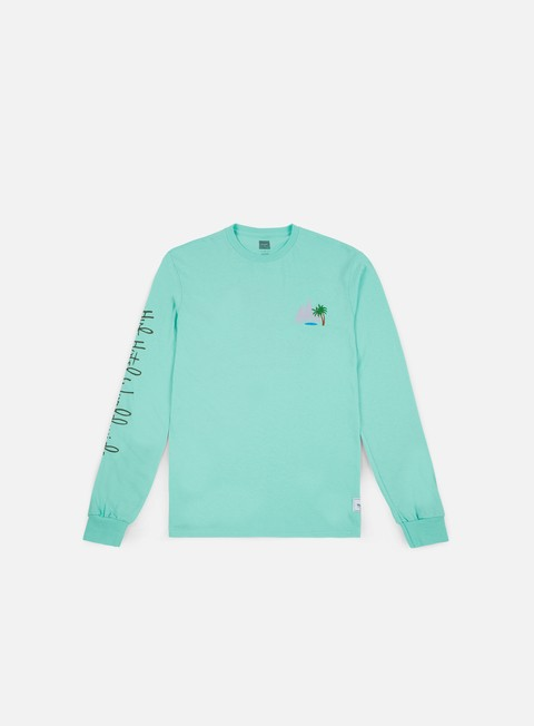 t shirt huf smokers lounge valet ls shirt mint