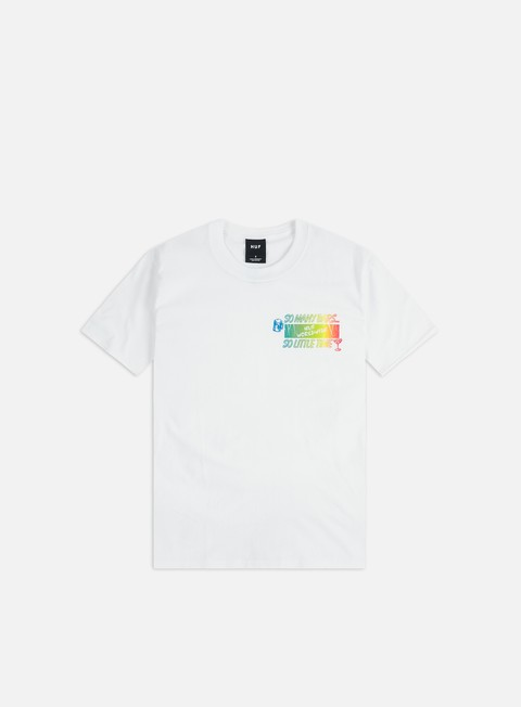 Huf So Many Bars T-shirt