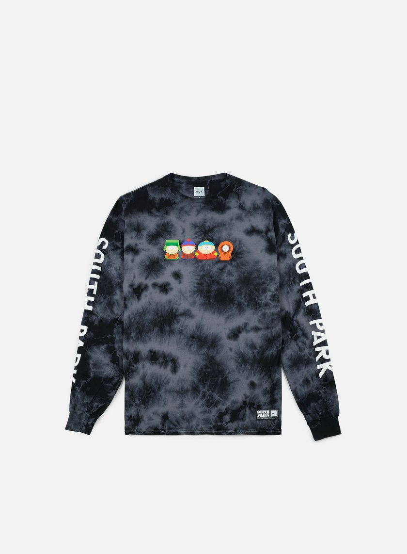 Huf South Park Kids Crystal Wash LS T-shirt