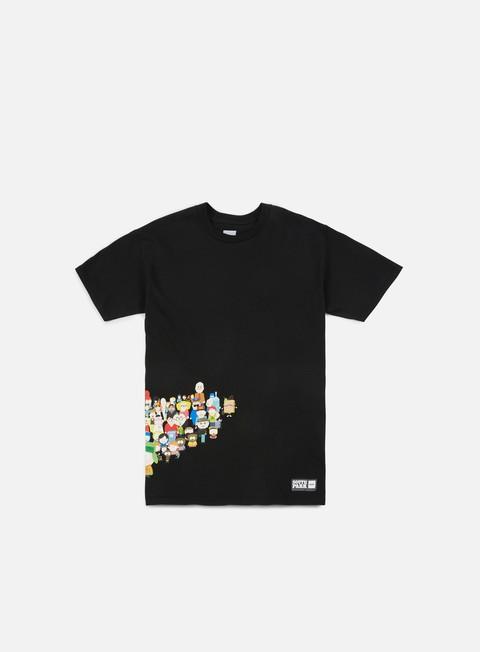 Outlet e Saldi T-shirt a Manica Corta Huf South Park Opening T-shirt