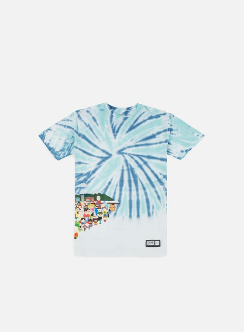 t shirt huf south park opening t shirt blue