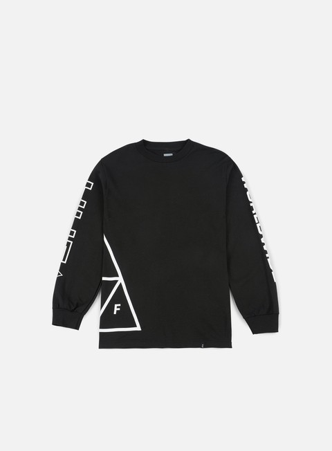 Long Sleeve T-shirts Huf Stadium Offsides LS T-shirt