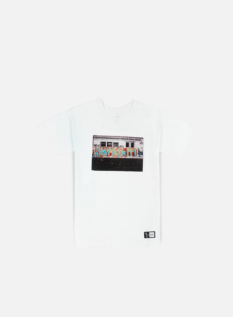 Sale Outlet Short Sleeve T-shirts Huf Stay High 149 Mass Transit T-shirt