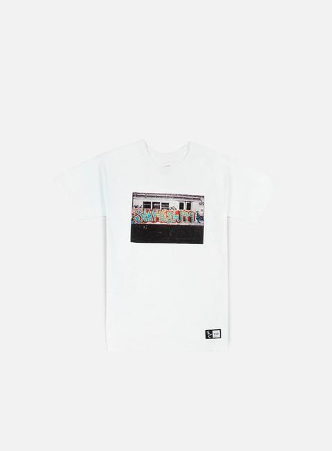 t shirt huf stay high 149 mass transit t shirt white