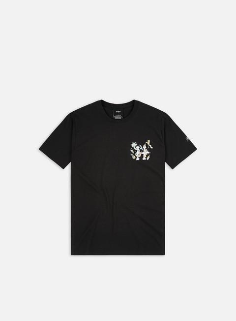 Short sleeve T-shirts Huf Steven Harrington H T-shirt