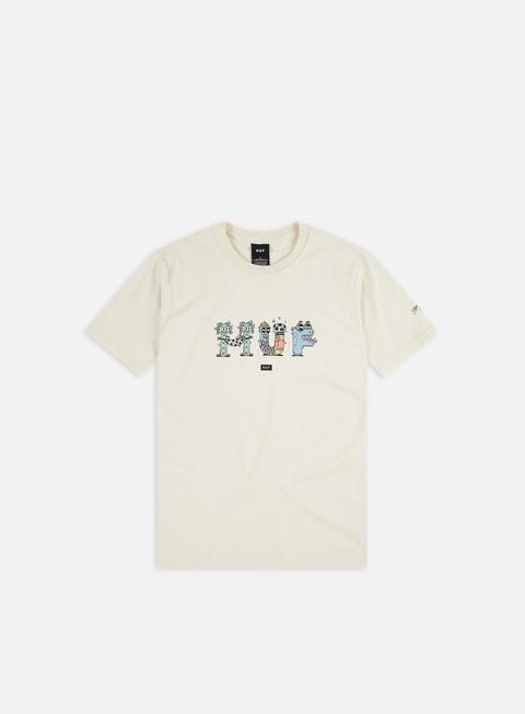 Short sleeve T-shirts Huf Steven Harrington T-shirt
