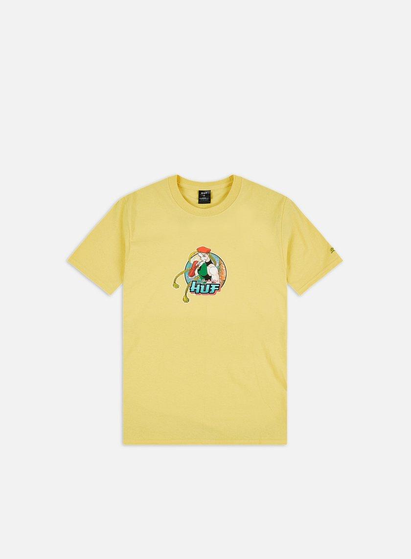 Huf Street Fighter II Cammy T-shirt