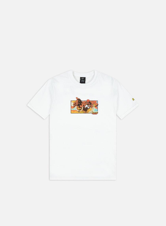 Huf Street Fighter II Dhalism T-shirt