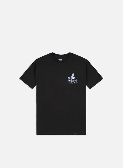 Outlet e Saldi T-shirt a Manica Corta Huf Street Shark T-shirt