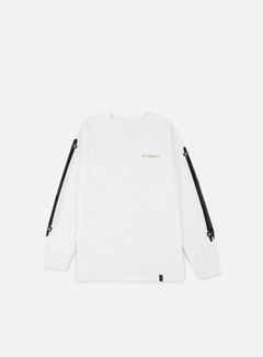 Huf - Stretch Limo LS T-shirt, White 1