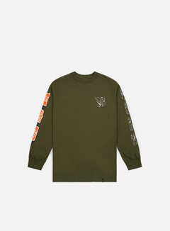 Huf Super Karate LS T-shirt