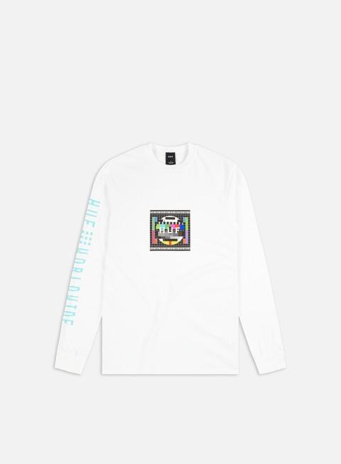 Long sleeve T-shirts Huf Test Screen LS T-shirt