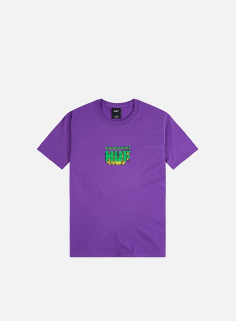 T-shirt a Manica Corta Huf The Infamous Huf T-shirt