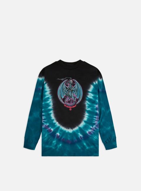 Long Sleeve T-shirts Huf The Magic Dragon LS T-shirt