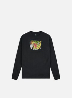 Huf The Munchies LS T-shirt