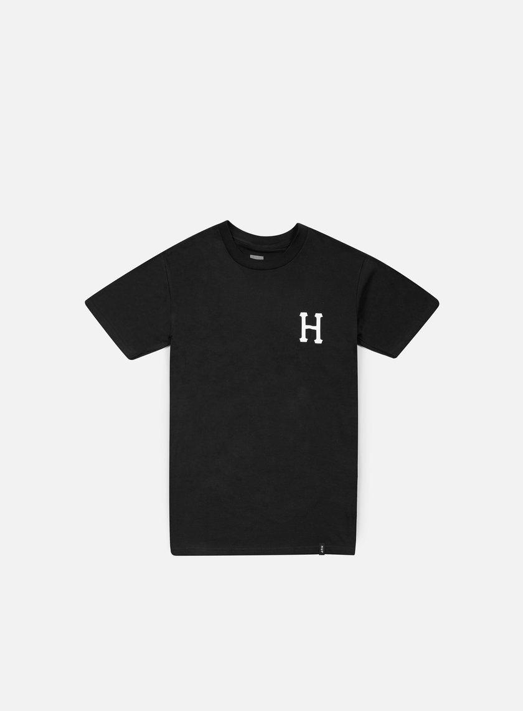 Huf - Thrasher Classic H T-shirt, Black