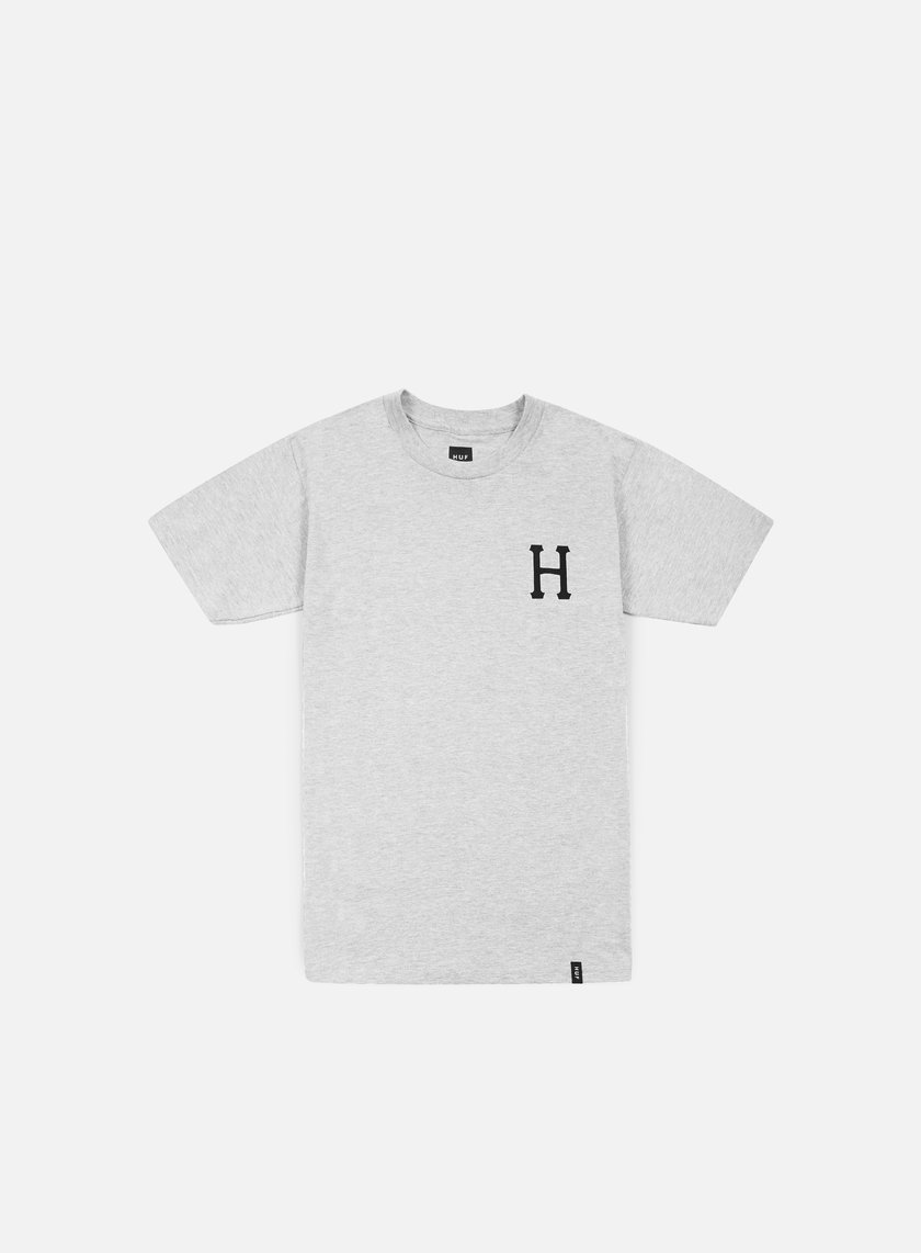 Huf - Thrasher Classic H T-shirt, Grey Heather