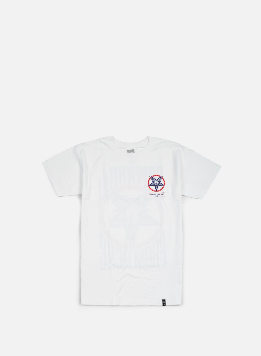 Huf Thrasher Down From Here T-shirt