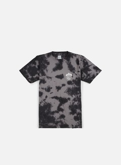 Huf - Thrasher TDS Crystal Wash T-shirt, Black 1