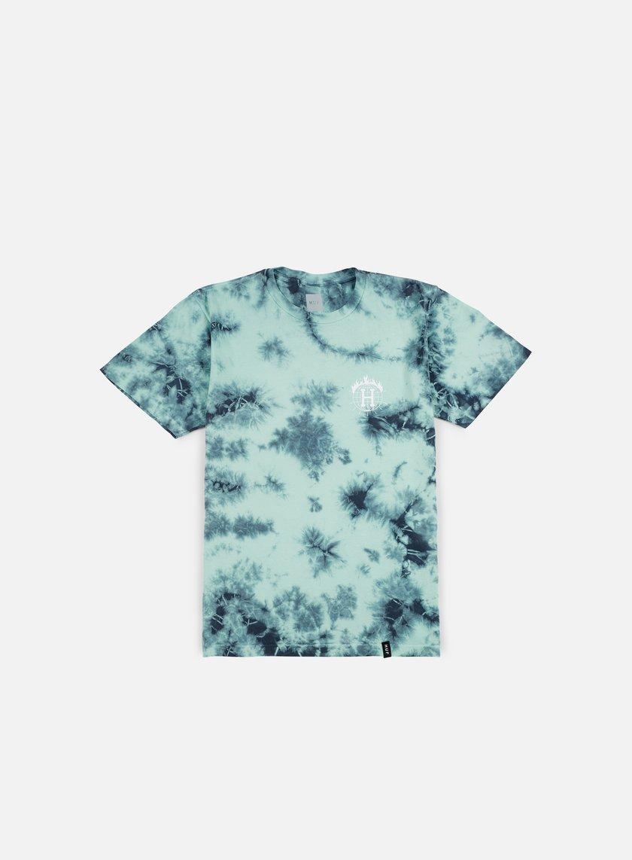 Huf - Thrasher TDS Crystal Wash T-shirt, Mint