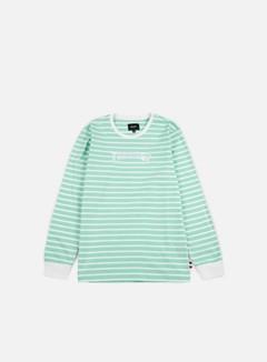 Huf - Thrasher TDS Stripe LS T-shirt, Mint 1