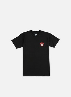 Huf - Thrasher TDS T-shirt, Black