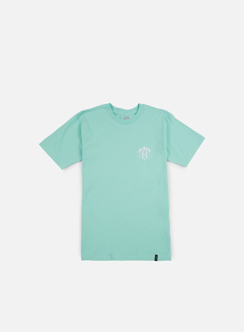 Huf - Thrasher TDS T-shirt, Mint