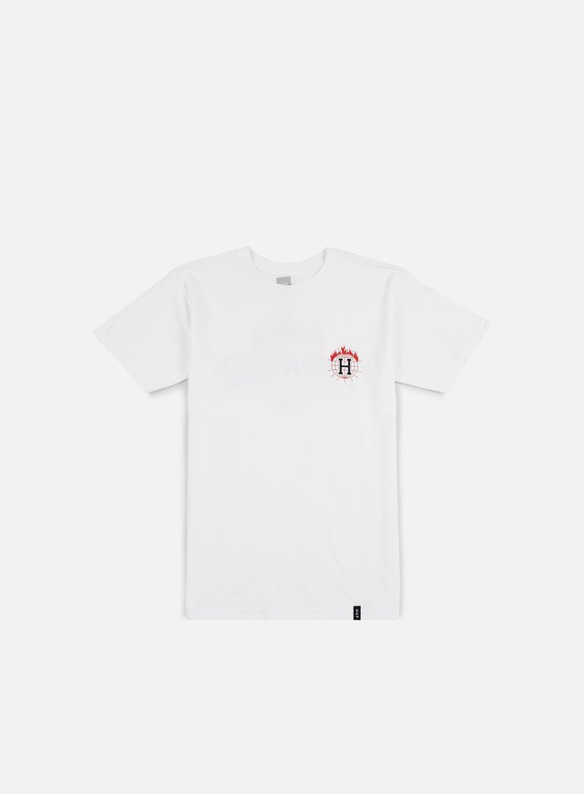 Huf - Thrasher TDS T-shirt, White