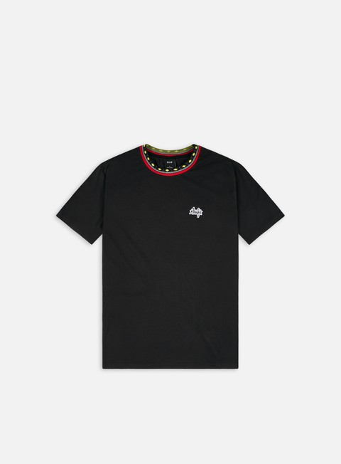 Short sleeve T-shirts Huf Tobias Knit T-shirt