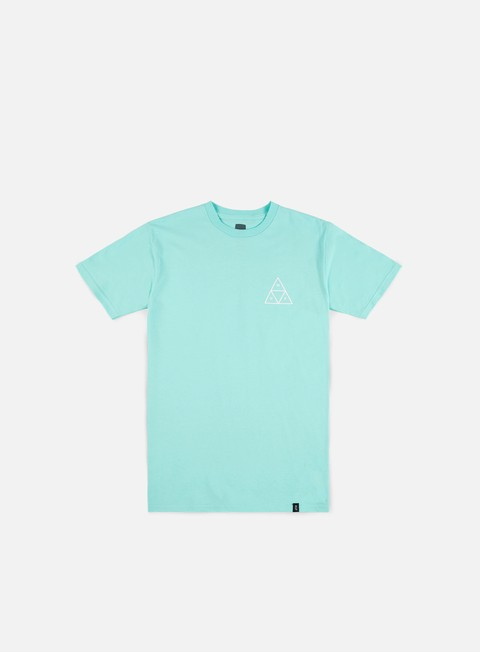 t shirt huf triple triangle t shirt celadon