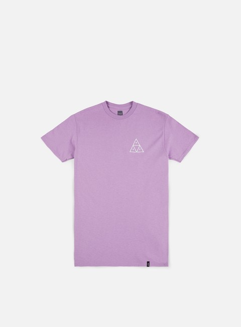 t shirt huf triple triangle t shirt lavendar