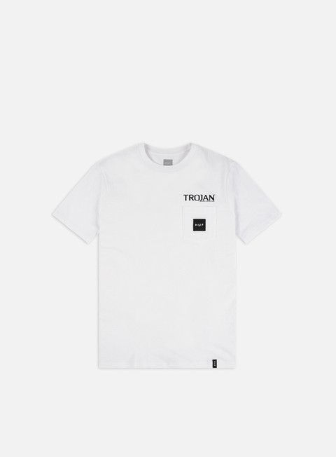 Outlet e Saldi T-shirt a Manica Corta Huf Trojan Hot Sex Pocket T-shirt