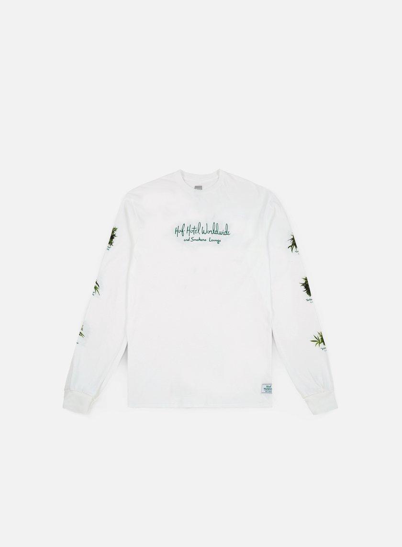 Huf Tropical Plants LS Shirt