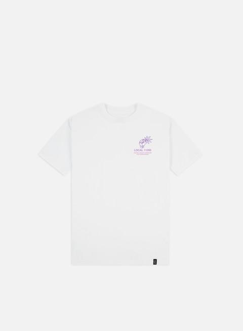 Outlet e Saldi T-shirt a Manica Corta Huf Unionized T-shirt