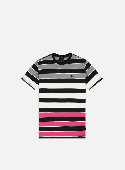 Outlet e Saldi T-shirt a Manica Corta Huf Variant SS Knit T-shirt