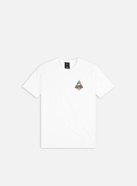 Short sleeve T-shirts Huf Video Format TT T-shirt