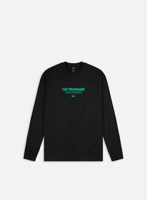 Long sleeve T-shirts Huf Virtual Fantasy LS T-shirt