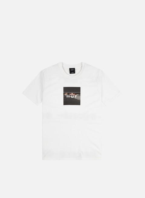 T-shirt a Manica Corta Huf Voyeur Logo T-shirt