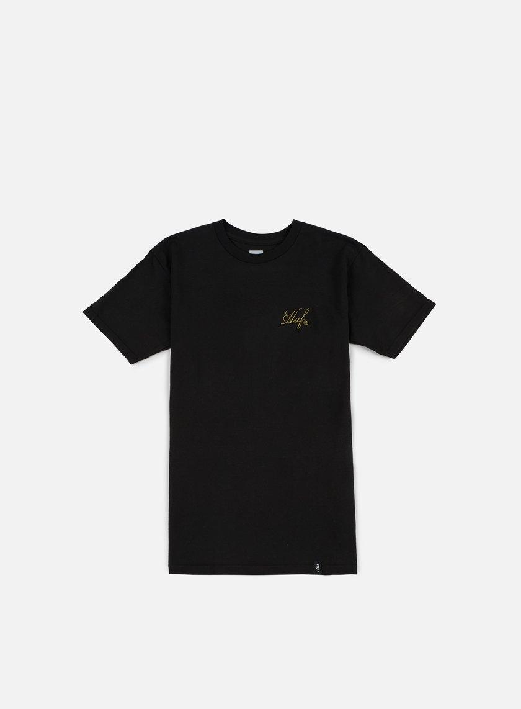 Huf - Wild Cock T-shirt, Black