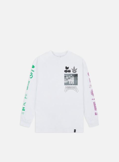 Huf Woodstock Loaded LS T-shirt
