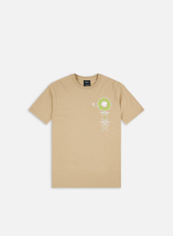 Huf Wormhole T-shirt
