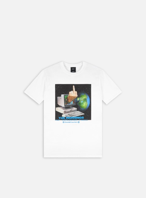 Short Sleeve T-shirts Huf Y2K Day T-shirt