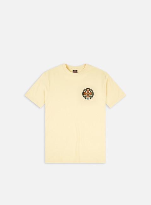 Short sleeve T-shirts Independent 78 Cross T-shirt